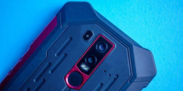 Ulefone Armor 6: три камеры