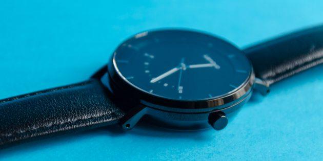 Lenovo Watch S: единственная кнопка для управления всеми функциями