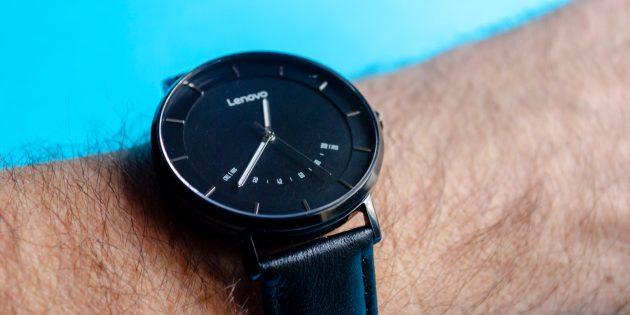 Lenovo Watch S: органичное сочетание современных технологий и классических традиций