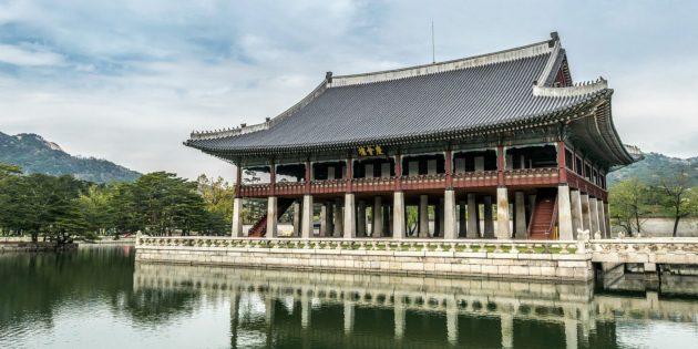 Куда поехать в феврале: Пхёнчхан, Южная Корея
