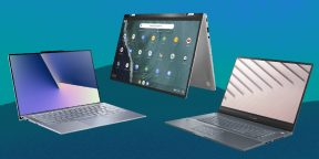 11 самых впечатляющих ноутбуков с выставки CES-2019