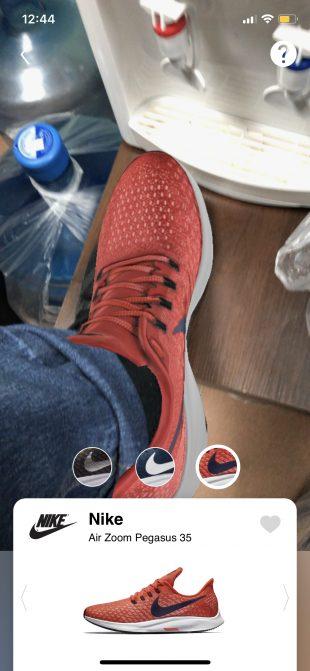 Wanna Kicks: оформить заказ можно сразу после примерки