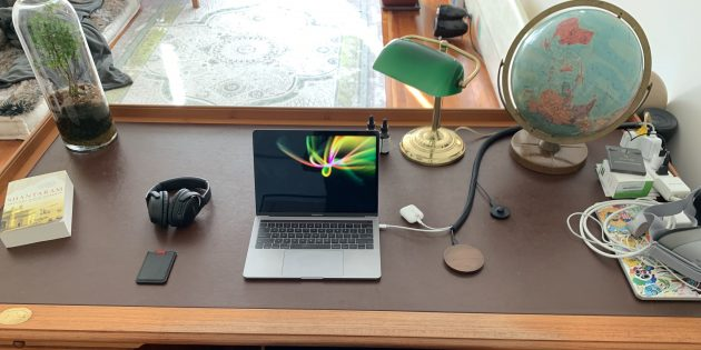 Дмитрий Думик: Первую половину дня я работаю из дома