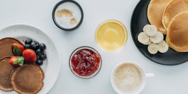 Как приготовить оладьи: 15 лучших рецептов