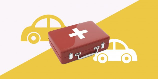Как собрать и использовать автомобильную аптечку в 2019 году