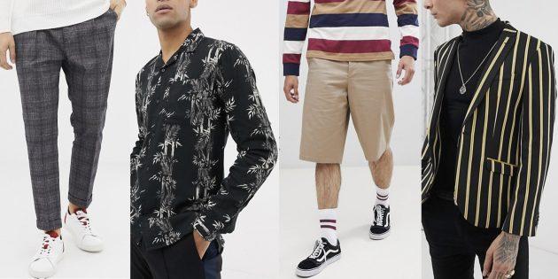 Мужская мода — 2019: 8 главных тенденций весны и лета