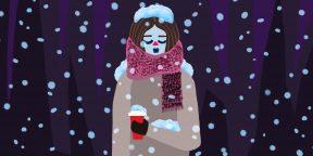 Виновата ли зима в вашем плохом настроении
