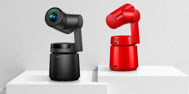 Штука дня: умная экшен-камера, которая будет следить за каждым вашим шагом