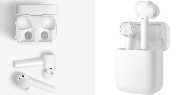 Xiaomi представила беспроводные наушники AirDots Pro, очень похожие на Apple AirPods