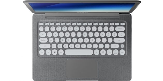 CES 2019: Клавиатура Samsung Notebook Flash