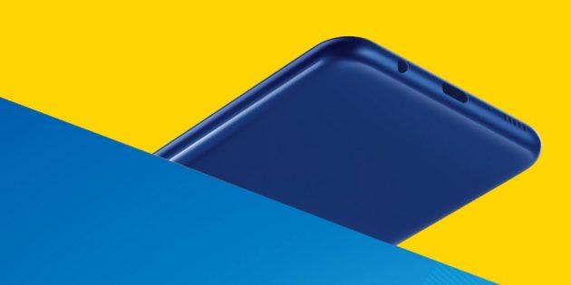 Samsung Galaxy M: разъём USB-C