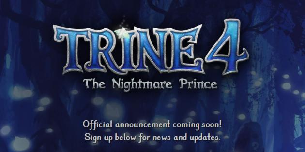 Новые инди-игры на ПК, для консолей и мобильных устройств: Trine 4