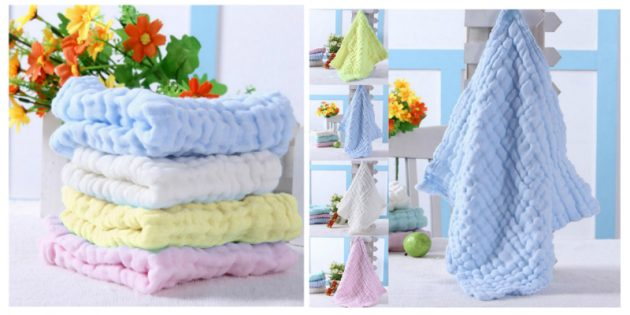 Хлопковое полотенце