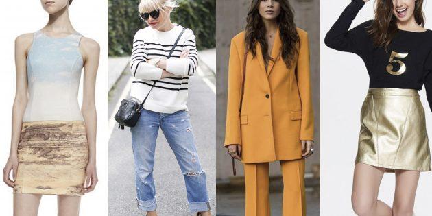 Женская мода — 2019: 10 главных тенденций весны и лета
