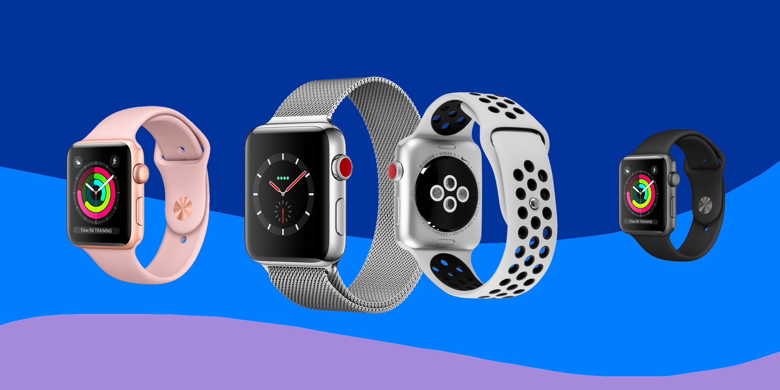 84ab27a2 Какие Apple Watch купить: сравнение характеристик актуальных моделей -  Лайфхакер