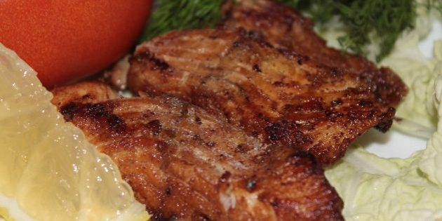 Вкусные блюда из судака: Жареный судак