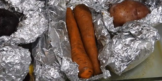 Как и сколько варить морковь: Приготовление в духовке