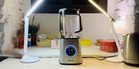 Обзор Philips HR3752 — вакуумного блендера для большой семьи или небольшого офиса