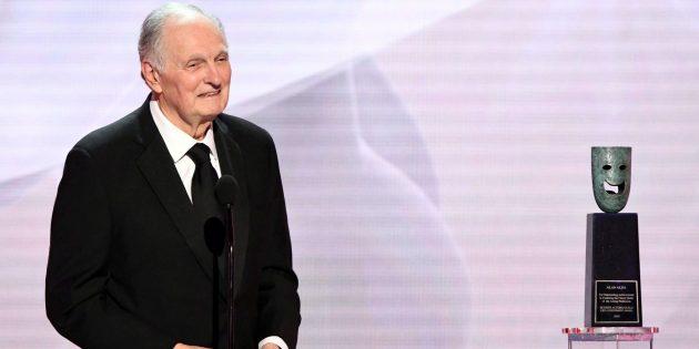 Почётная награда SAG за вклад в кинематограф: Алан Алда