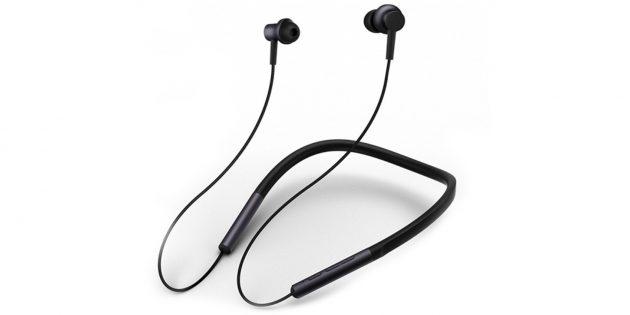 Лучшие беспроводные наушники: Xiaomi Mi Collar Bluetooth Headset
