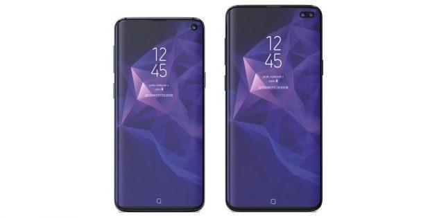 Какой смартфон купить в 2019году: Samsung Galaxy S10 / S10+