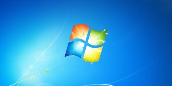 Microsoft прекратит поддержку Windows 7 через год