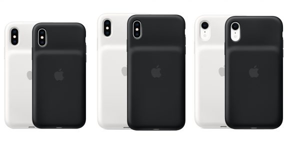 Apple начала продавать кейсы-аккумуляторы для новых iPhone