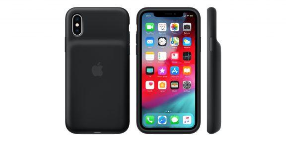 Кейс-аккумулятор для iPhone XS работает с iPhone X