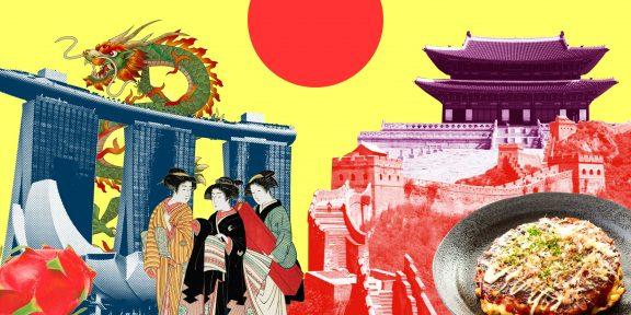 Как решиться на первое путешествие в Азию