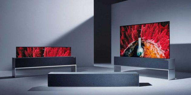 Выставка CES-2019: LGSignature