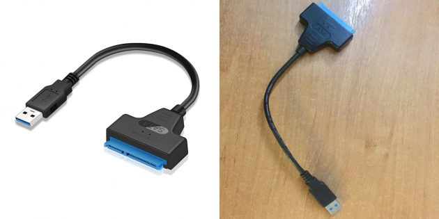 Адаптер SATA III-USB