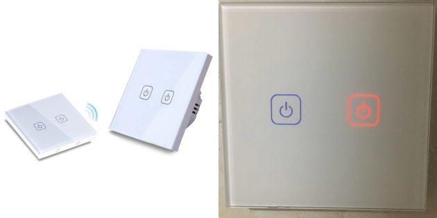 Умный выключатель