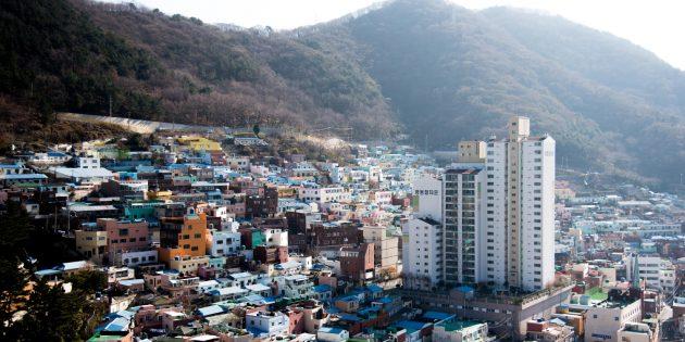 Пусан, Чеджу и Ёнпхён