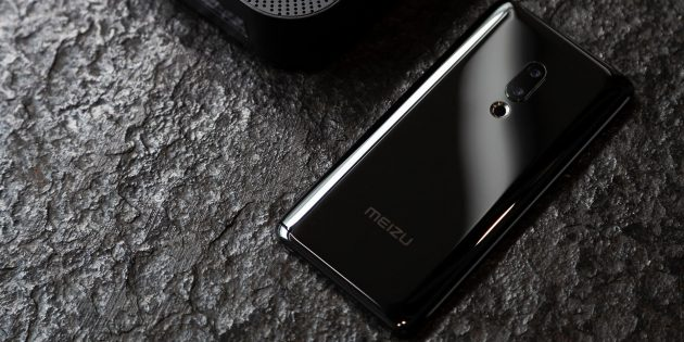 Камеры Meizu Zero