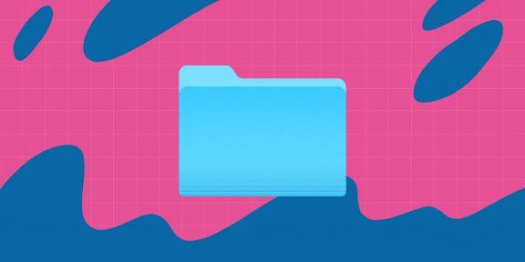 Как в macOS добавить стек с недавними файлами в док