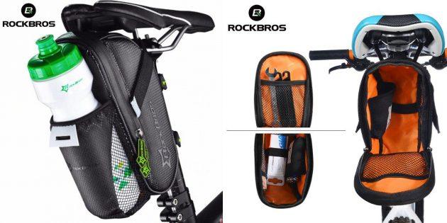 Велосипедная сумка