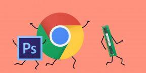Видео дня: CORSAIR смеётся над прожорливостью Google Chrome и Photoshop