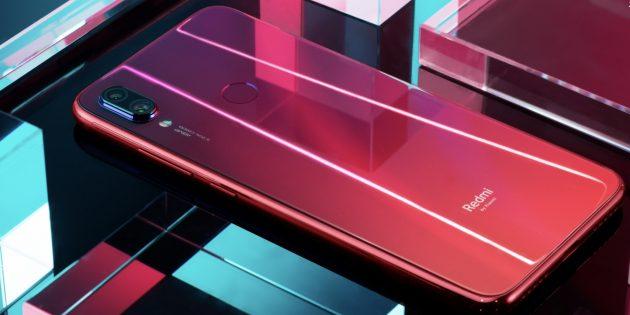 Камеры Xiaomi Redmi Note 7