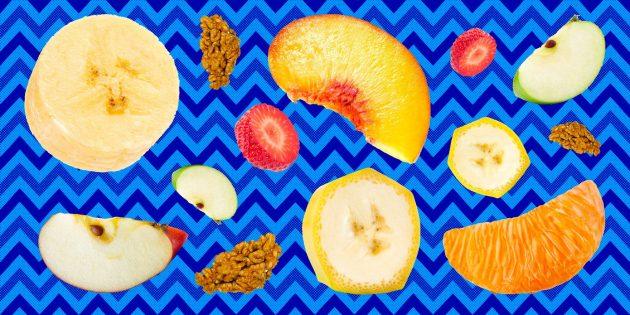 12 фруктовых и ягодных салатов, которые вкуснее тортиков
