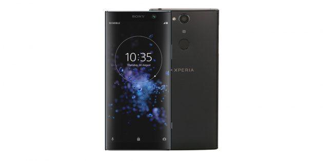 Sony Xperia XA2Plus