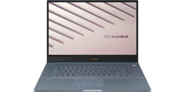 CES 2019: Экран ASUS StudioBook S