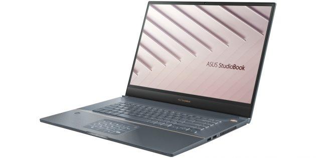 CES 2019: ASUS StudioBook S