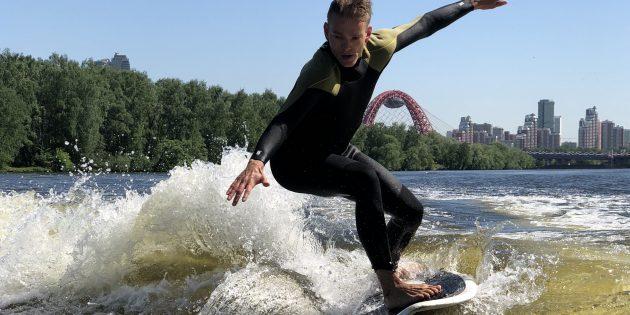 Дмитрий Думик: Сёрфинг — квинтэссенция спорта для меня, соединение тела и души