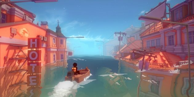 Новые инди-игры на ПК, для консолей и мобильных устройств: Sea of Solitude
