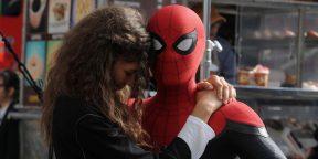 Первый трейлер фильма «Человек-паук: вдали от дома»
