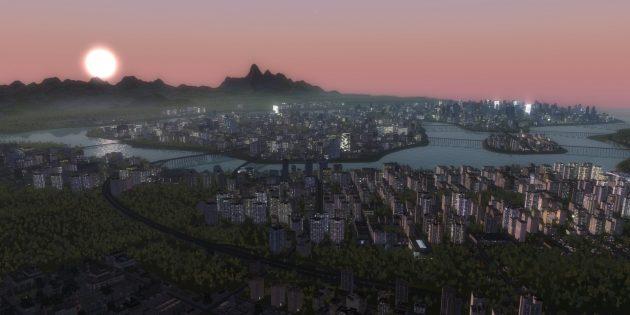 Лучшие градостроительные симуляторы: Cities in Motion 2