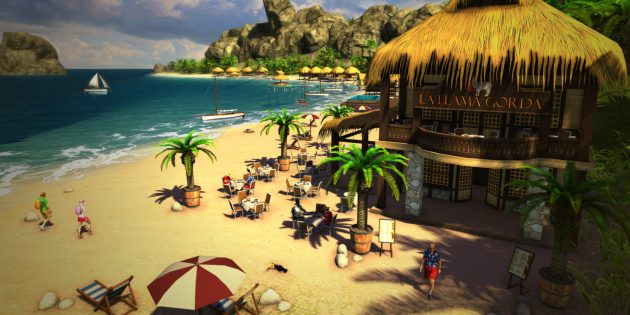 Лучшие градостроительные симуляторы: Tropico 5