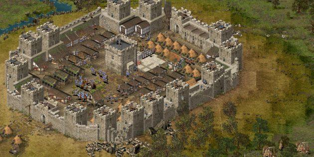 Лучшие градостроительные симуляторы на ПК: Stronghold