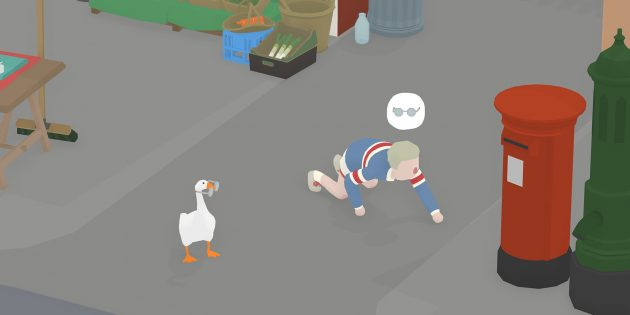 Новые инди-игры на ПК, для консолей и мобильных устройств: Untitled Goose Game
