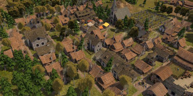 Лучшие градостроительные симуляторы: Banished